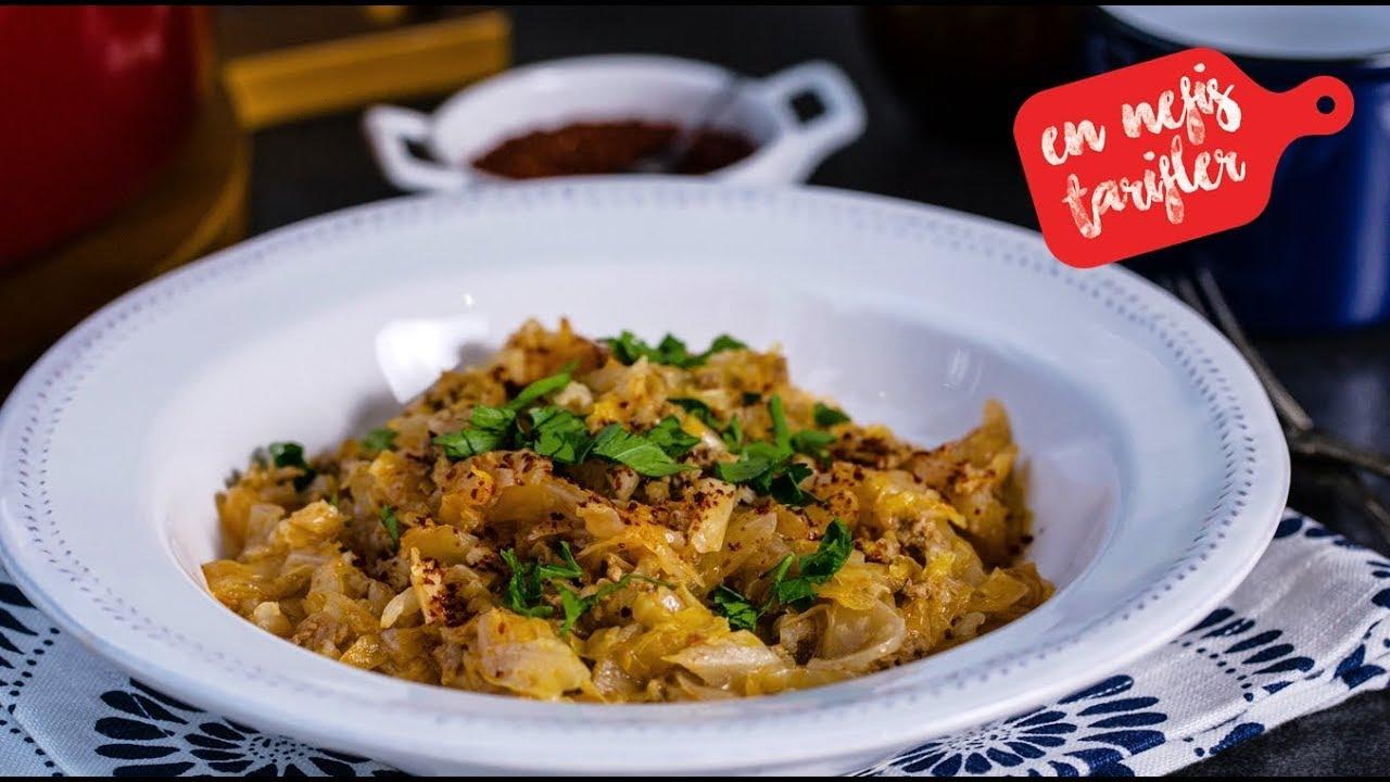Kapuska Lahana Tarifi – Sebze Yemekleri