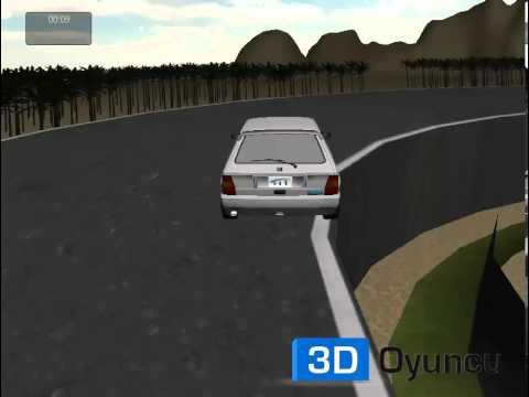 3d 2 kişilik araba yarışı - 3d oyunlar - youtube