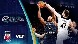 Brose Bamberg v VEF Riga - Highlights - Basketball Champions League 2019-20