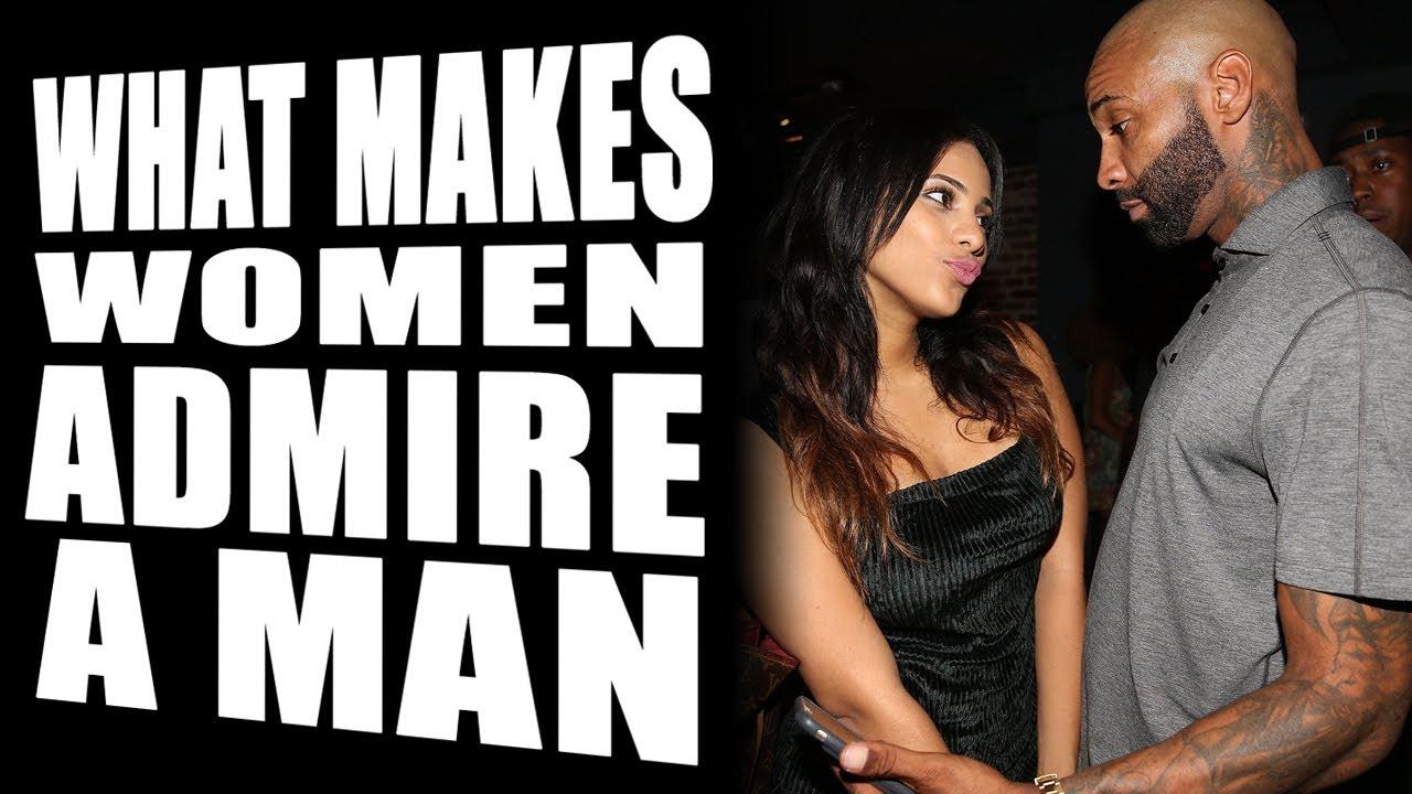 1-13-20 The Only Reason Women Admire Men