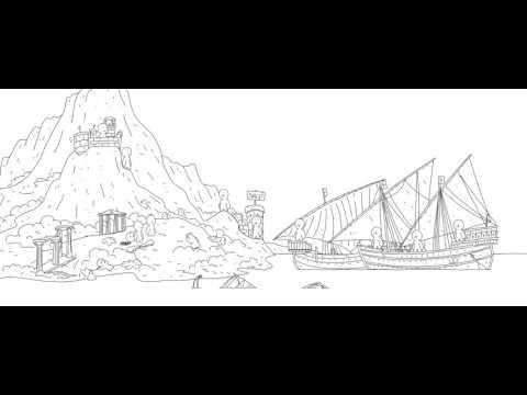 Мультфильм о крымской войне