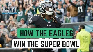 How The Philadelphia Eagles Can Win Super Bowl 52