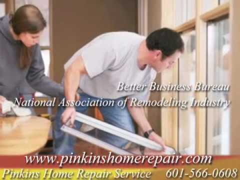 Pinkins Home Repair Service Jackson Ms Youtube