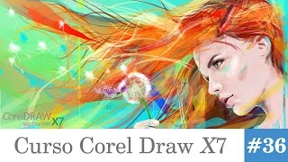 Curso Corel Draw X7 - Exportando um Projeto Cap 36