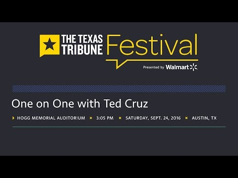 One on One With Ted Cruz