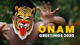 Onam Greetings 2020