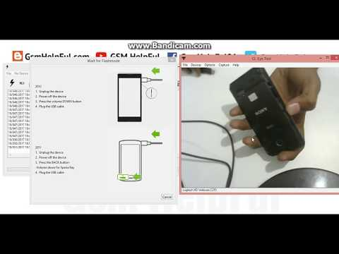 How To Flash Sony Xperia E1 D2105 Dual SIM   Fix Software Problems   Pattern Lock   Reset Lock