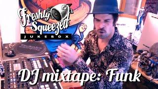 1 hr DJ mix : LIVE ( VIDEO ) K.D.S non-stop FUNK mixtape 2020