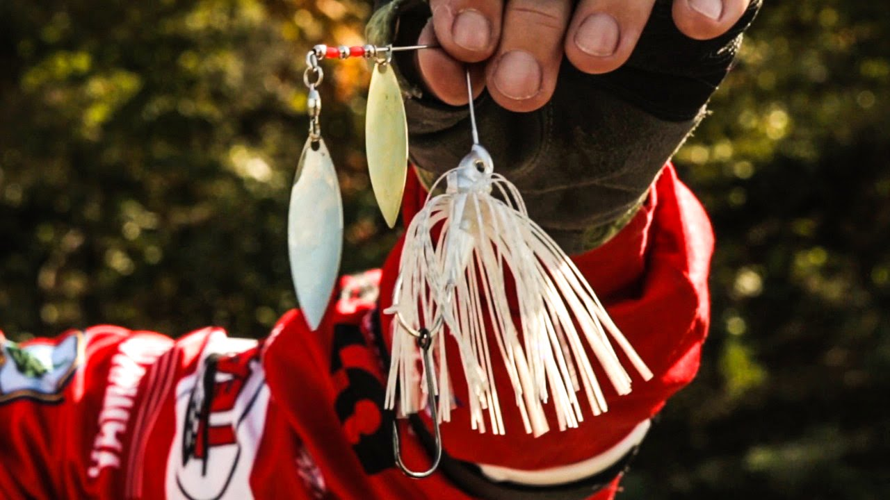 How and Why to Add a Trailer Hook to Spinnerbaits
