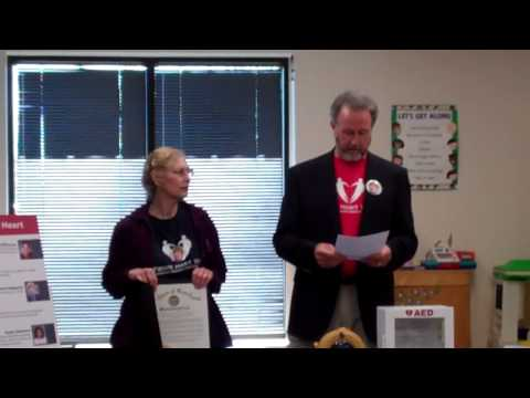 Heart Avenger Award Delrey School 1