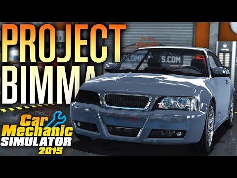 SUPERCHARGED BMW RESTORATION | Car Mechanic Simulator 2015