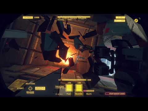 Hardspace: Shipbreaker reactor meltdown. |