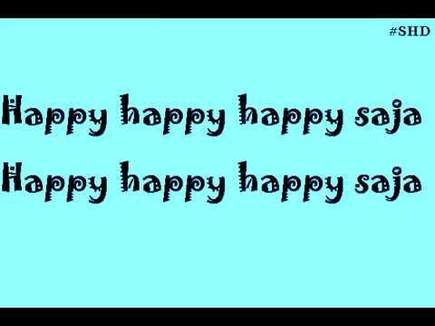 Tia Jinbara - Happy Happy Jer (Lirik) | OST Tauke Jamu