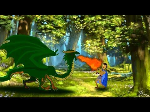 Cadmus and Europa - Greek Mythology Heroes origins