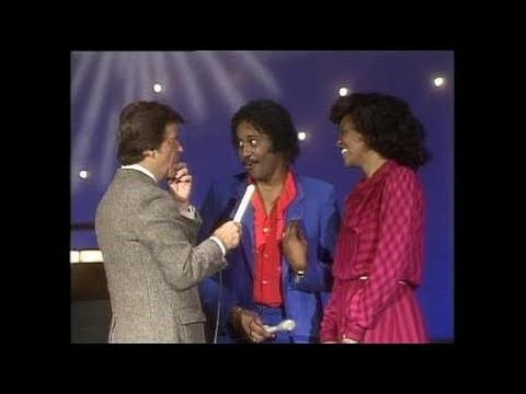 Dick Clark Interviews Yarbrough & Peoples - American Bandstand 1983