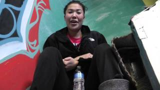 A chat with London Keyes