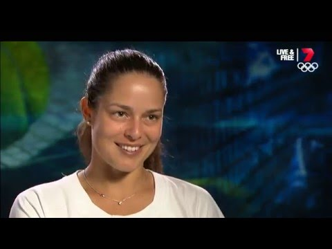 Ana Ivanovic at the Sydney International!