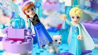 レゴ ディズニー 10736 アナと雪の女王 アナとエルサの雪の公園 LEGO Disney Anna And Elsa's Frozen Playground (LEGO Juniors) thumbnail