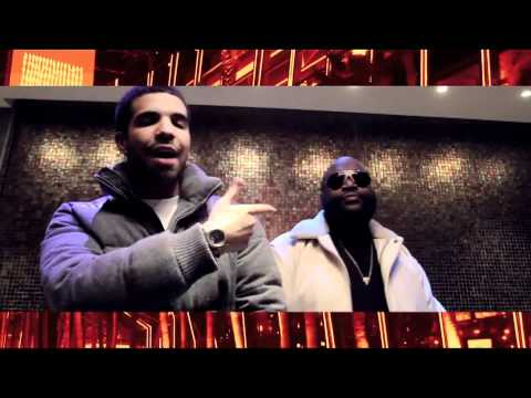 "Rick Ross Feat. Drake- ""Made Men"" (Official Video)"