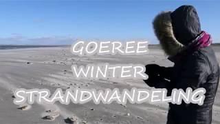 Goeree Winter Strandwandeling