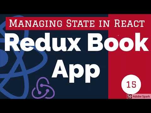 React Redux Book App Part 2 #15
