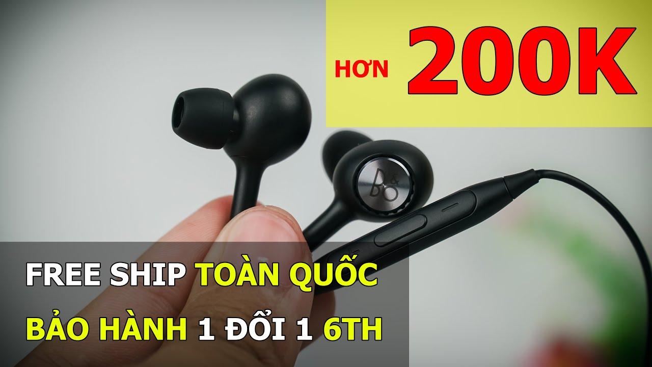 Tai nghe B&O LG V20 chính hãng giá SIÊU RẺ: Hơn 200K, Free Ship toàn quốc