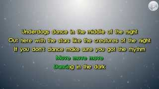 Rihanna - Dancing In the Dark (Karaoke Version by Karaoke Hits)
