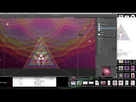A process video