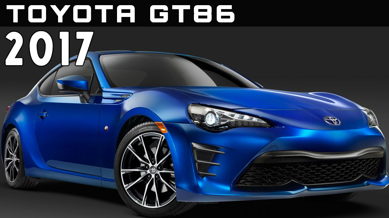 2017 toyota gt86 review rendered price specs release date. Black Bedroom Furniture Sets. Home Design Ideas
