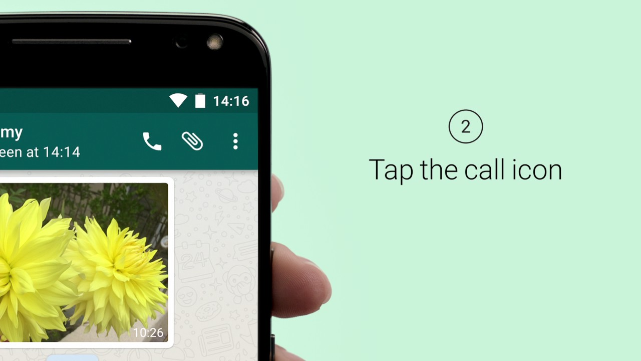 WhatsApp video calling: how to use WhatsApp's new feature   WIRED UK