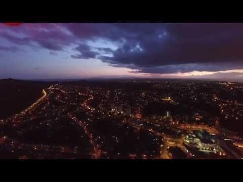Flying over Halesowen / Birmingham (DJI Drone Footage)
