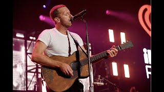 Coldplay Champion Of The World - Live iHeartRadio 2020