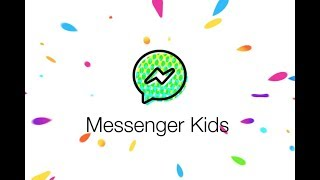 This is something weird i found in Messenger Kids