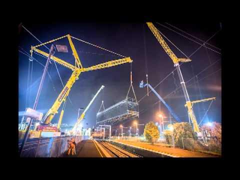 Sergi   Footscray Rail   Time Lapse