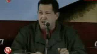 Chávez elogia al terrorista Carlos