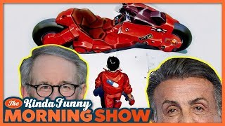 Expendables 4, The Post, and Akira - The Kinda Funny Morning 01.15.18