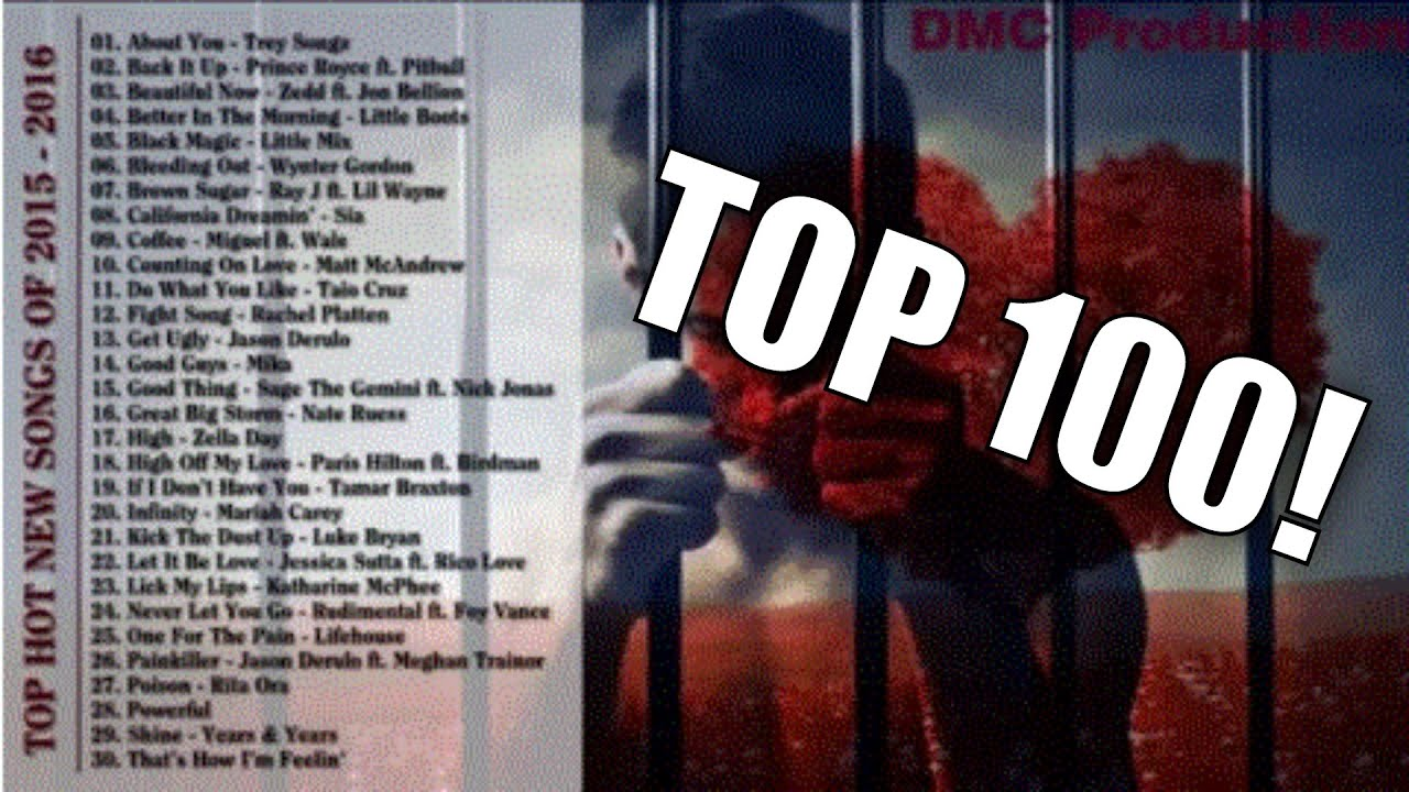 top 100 best songs 2015 new songs playlist