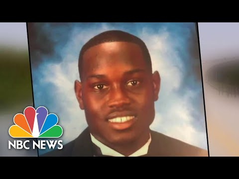 Ahmaud Arbery: New Video Made Public And Mother Speaks Out | NBC Nightly News