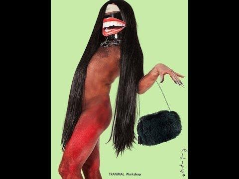 tracks 2013 les drag queen de l ,extreme  12 minutes   reportage arte
