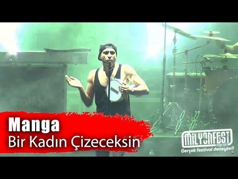 MANGA - Bir Kadın Çizeceksin (Milyonfest İzmir 2019)