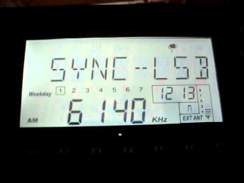 Baltic Radio 6140 kHz. 6.3.2011.