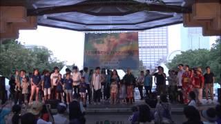 多文化おもてなしフェスティバル2015 16日プログラム 希良梨さんとHimig...