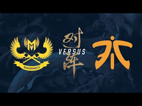 GAM vs. FNC | Group Stage Day 5 | 2017 World Championship |
