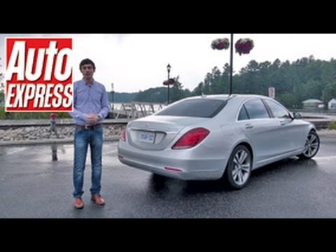 Mercedes S-Class 2014 review: we test latest luxury saloon