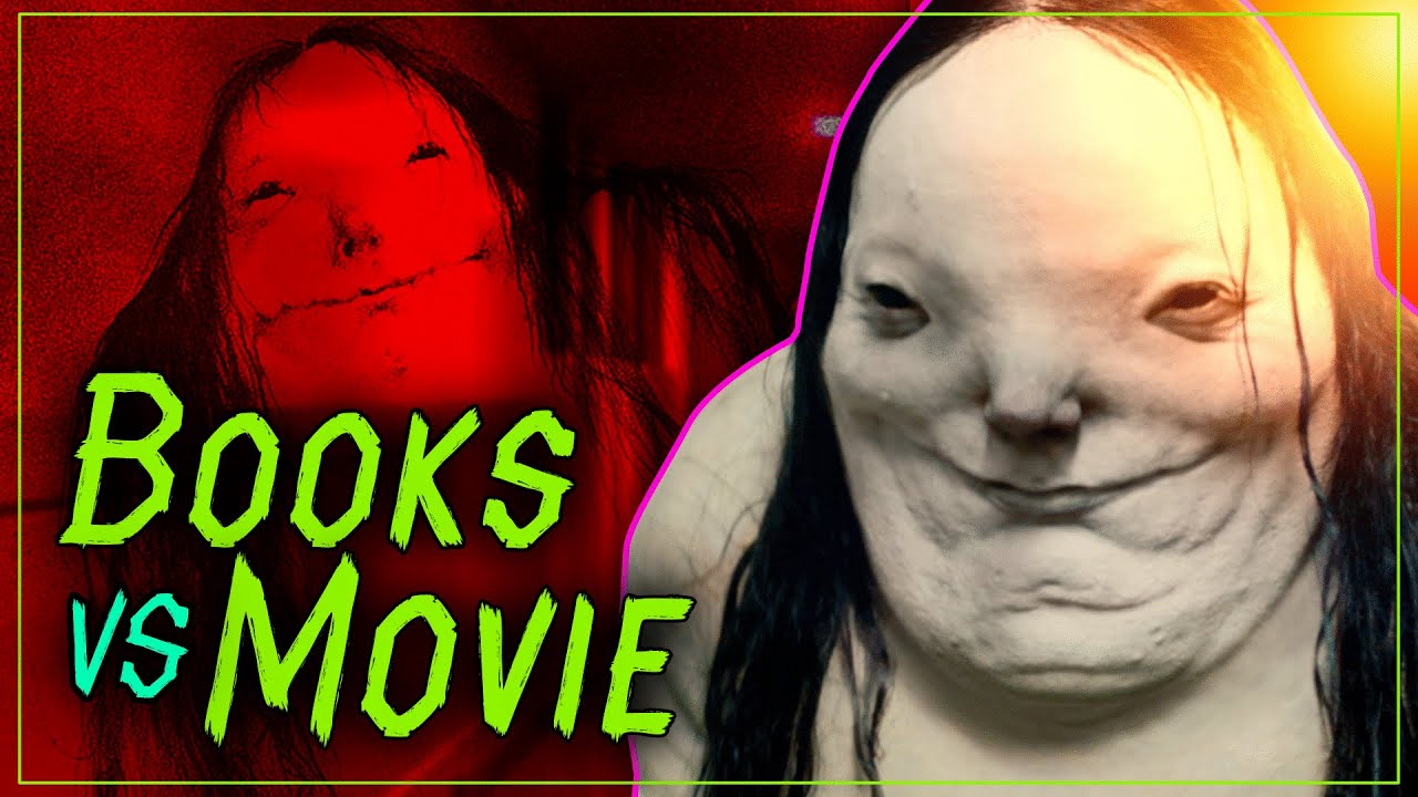 Book vs Movie: Scary Stories to Tell in the Dark - YouTube
