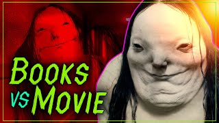 Book vs Movie: Scary Stories to Tell in the Dark