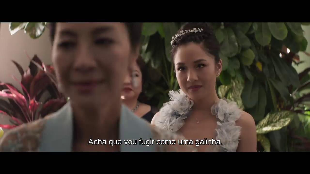 PODRES DE RICOS (Crazy Rich Asians) DUBLADO/LEGENDADO
