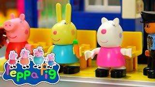 PEPPA PIG ITALIANO Episodio 7 - niente scuola oggi per Peppa Pig, la maestra è malata !