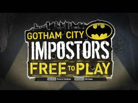 Gotham city impostors not matchmaking