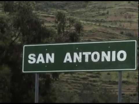 BEATRIZ DE LOS ANDES: Cuando Salì De Mi Pueblo (Huayno De Sn Antonio-Salcahuasi- Tayacaja - HVCA)
